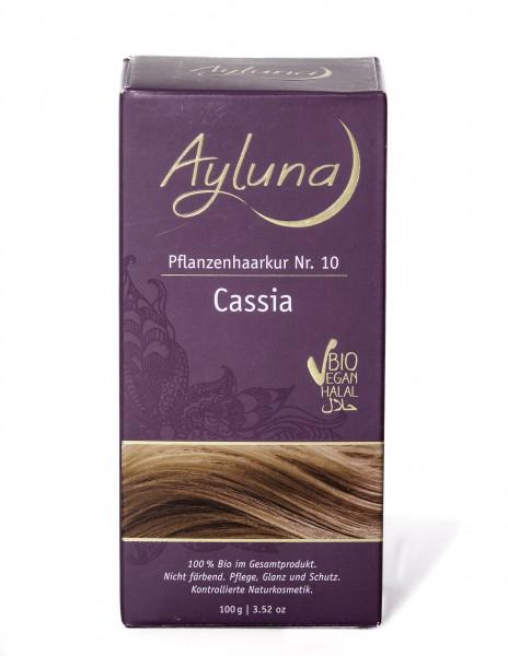 Ayluna Pflanzen Haarkur Cassia 100 g