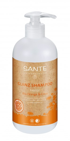 SANTE Glanz Shampoo Orange & Coco 500 ml