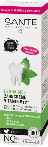 SANTE Zahncreme Vitamin B12 75 ml*