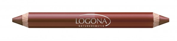 LOGONA Double Lip Pencil No. 02 1 St