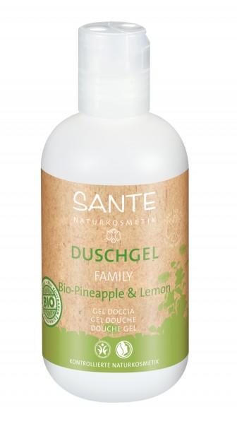 SANTE Duschgel Pineapple & Lemon 200 ml