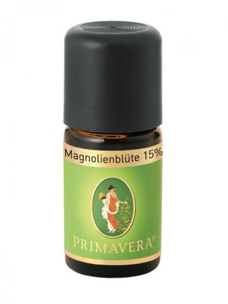 PRIMAVERA LIFE Magnolienblüte 15% China 5 ml