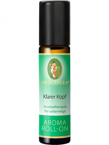 PRIMAVERA LIFE Klarer Kopf Roll-On 10 ml