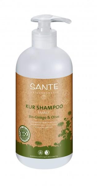 SANTE Kur Shampoo Ginkgo & Olive 500 ml