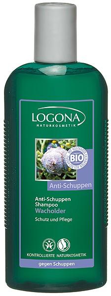 LOGONA Anti Schuppen Shampoo Wacholderöl 250 ml