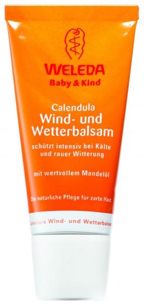 Weleda Calendula Wind und Wetterbalsam 30 ml