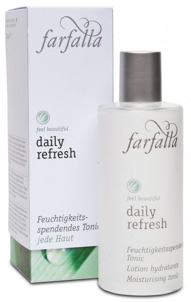 farfalla Daily Refresh Feuchtigkeitsspendendes Tonic 80 ml