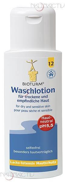 BIOTURM Waschlotion ph 5,5 Nr. 12 200 ml