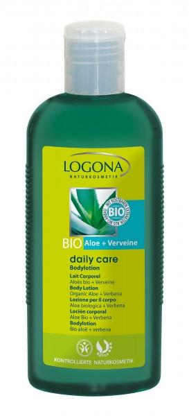 LOGONA daily care Bodylotion Bio-Aloe & Verveine 200 ml
