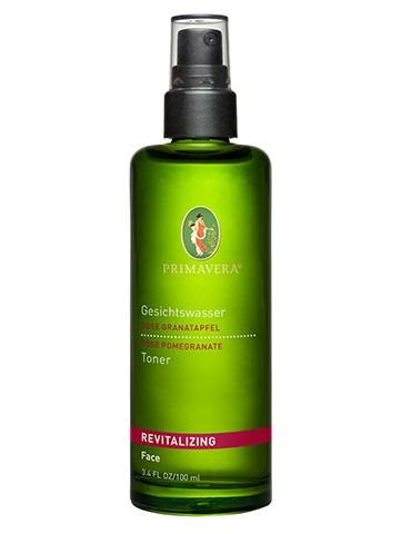 PRIMAVERA LIFE Gesichtswasser Rose Granatapfel 100 ml