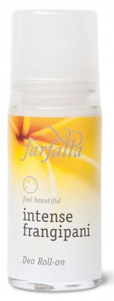 farfalla Intense Frangipani Deo Roll-On 50 ml