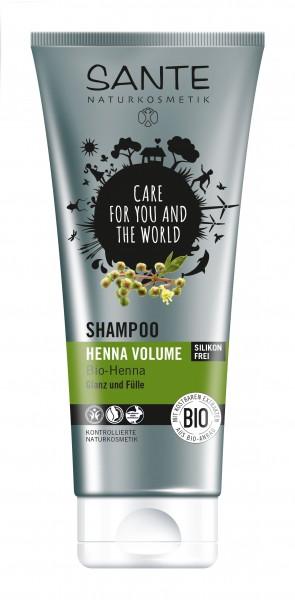 SANTE Shampoo Henna Volume 200 ml
