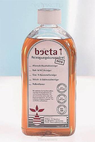 Beeta 5 in 1 Reiniger Konzentrat 500 ml