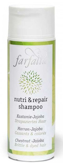 farfalla Nutri & Repair Shampoo 200 ml