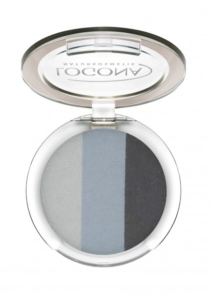 LOGONA Eyeshadow Trio No. 01 1 St