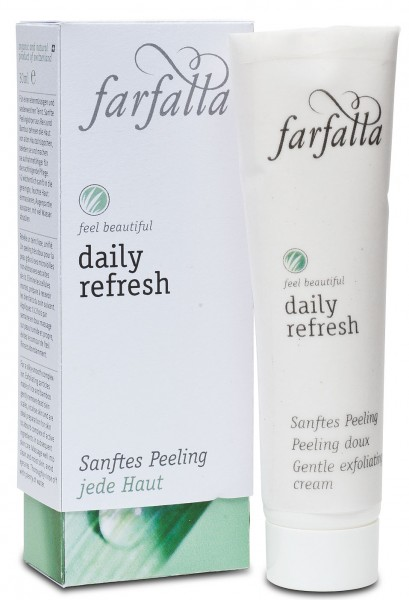 farfalla Daily Refresh Sanftes Peeling 30 ml