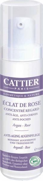 CATTIER Paris Éclat de Rose, Anti-Aging Augenpflege 15 ml