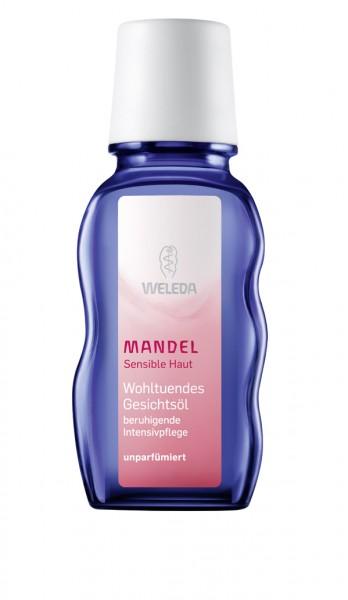 Weleda Mandel Wohltuendes Gesichtsöl 50 ml