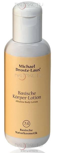 Michael Droste-Laux Basische Körperlotion 200 ml