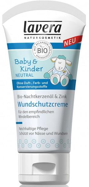 lavera Baby & Kinder Neutral Wundschutzcreme 50 ml