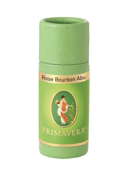 PRIMAVERA LIFE Rose Bourbon Absolue Indien 1 ml