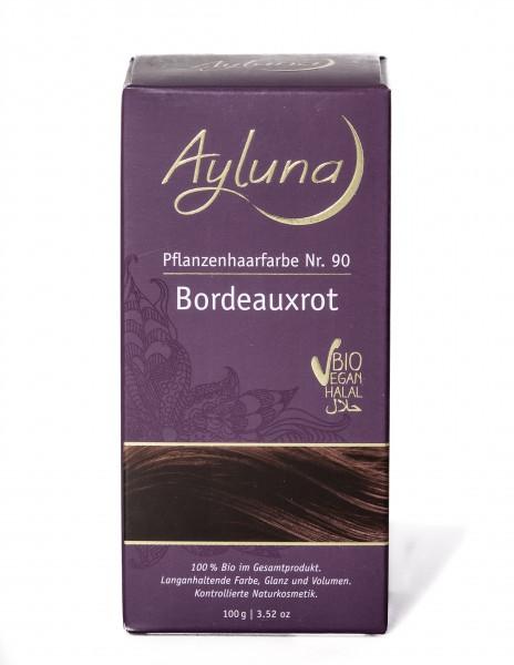 Ayluna Pflanzen Haarfarbe Bordeauxrot 100 g