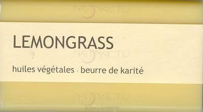 SAVON DU Midi Karité-Butter Seife Lemongrass 100 g