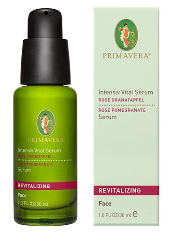 PRIMAVERA LIFE Intensiv Vital Serum Rose Granatapfel 30 ml