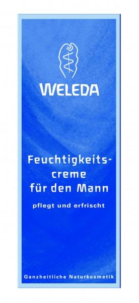Weleda Feuchtigkeitscreme für den Mann 30 ml
