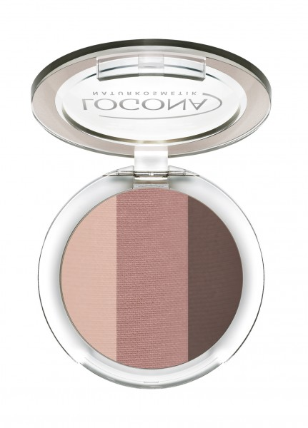 LOGONA Eyeshadow Trio No. 03 1 St
