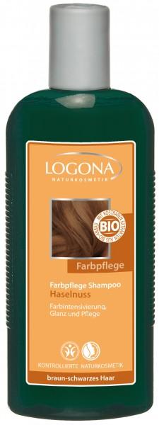 LOGONA Farbreflex Shampoo Haselnuss 250 ml