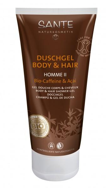 SANTE Homme Deux Duschgel Body & Hair 200 ml