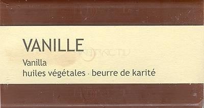 SAVON DU Midi Karité-Butter Seife Vanille 100 g