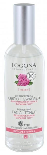 LOGONA erfrischendes Gesichtswasser 125 ml