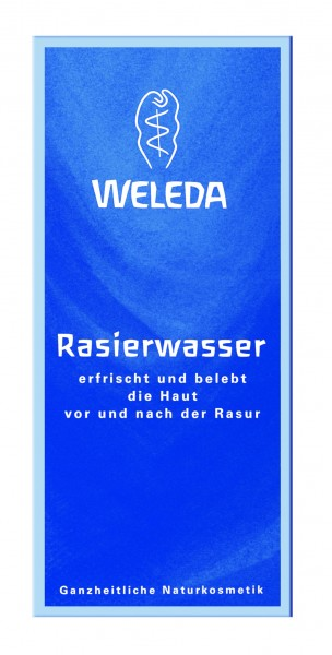 Weleda Rasierwasser 100 ml