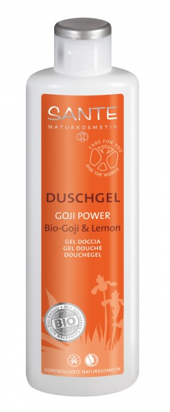 SANTE Duschgel Goji Power 200 ml