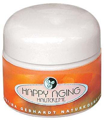 MARTINA GEBHARDT NATURKOSMETIK HAPPY AGING Cream Kleingrösse 15 ml