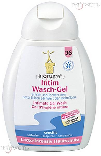 BIOTURM Intim Waschgel Nr. 26 250 ml