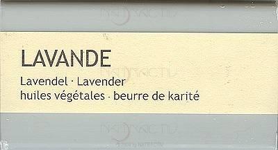 SAVON DU Midi Karité-Butter Seife Lavendel 100 g