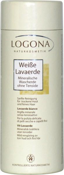 LOGONA Weiße Lavaerde Pulver 150 g
