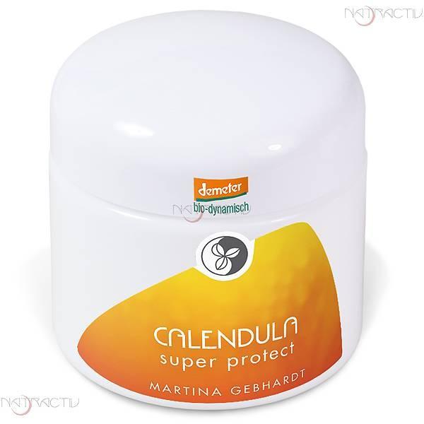 MARTINA GEBHARDT NATURKOSMETIK CALENDULA Super Protect (Baby Windel Schutzcreme) 100 ml
