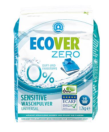 ECOVER Waschpulver Zero 1,2 kg
