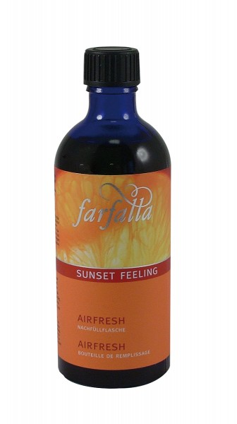 farfalla Raumerfrischer Sunset Feeling 100 ml