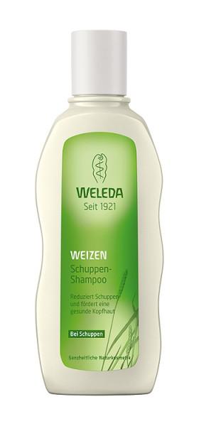 Weleda Weizen Schuppenfrei Shampoo 190 ml