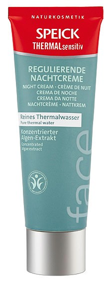 Speick Thermal sensitiv Nachtcreme 50 ml