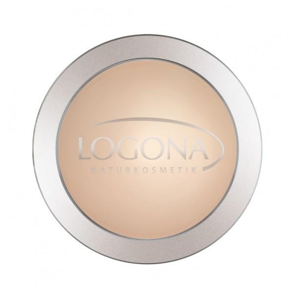 LOGONA Kompaktpuder Face Powder No. 01 1 g