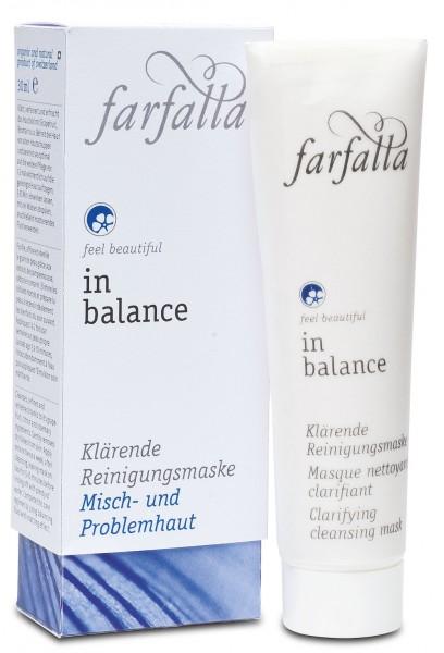 farfalla In Balance Reinigungsmaske 30 ml