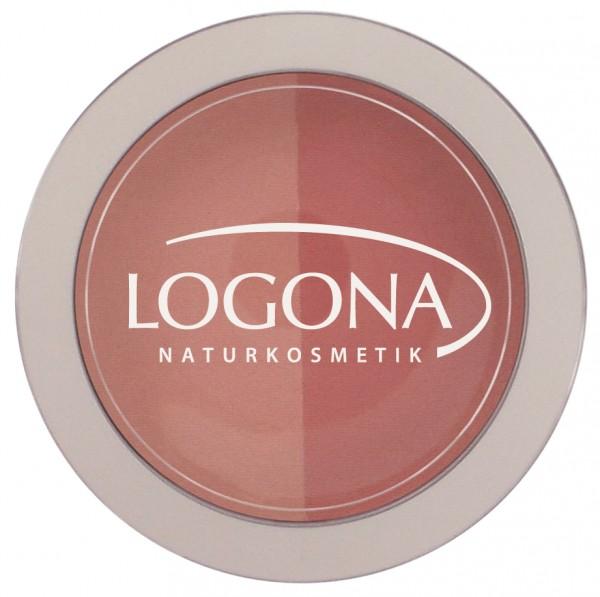 LOGONA Rouge Duo Blush No. 02 1 g