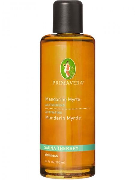 PRIMAVERA LIFE Saunaaufguss Mandarine Myrte 100 ml