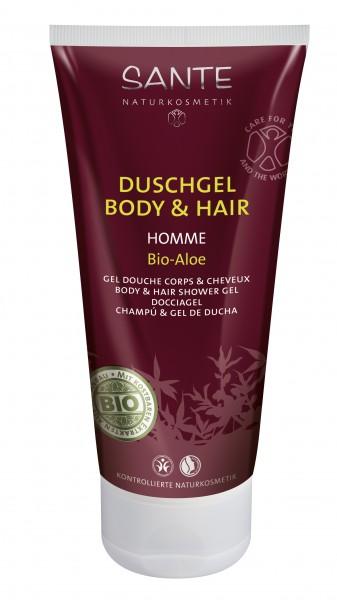 SANTE Homme Duschgel Body & Hair 200 ml